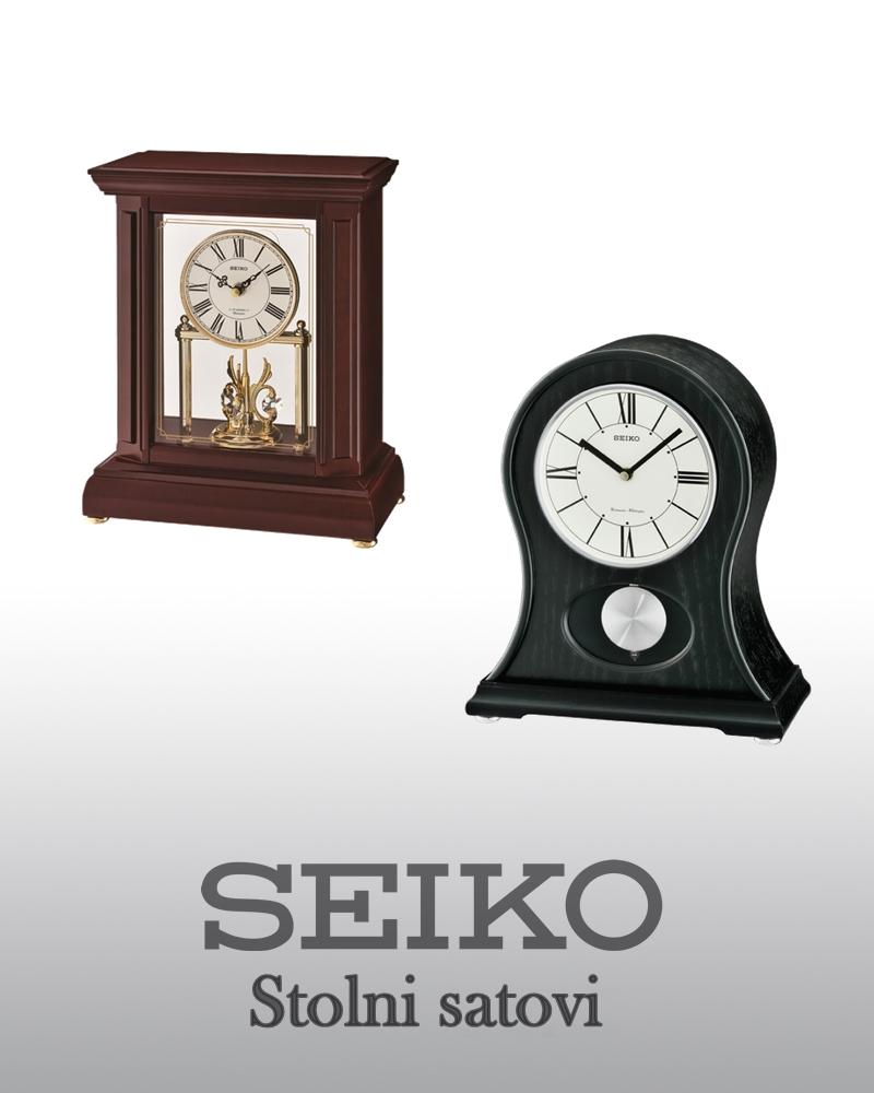 Seiko stolni satovi