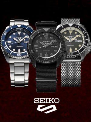 Seiko 5 Sports